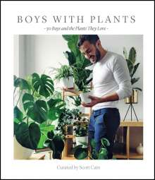 @Boyswithplants: Boys with Plants, Buch