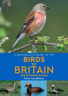 Peter Goodfellow: A Naturalist's Guide to the Birds of Britain and Northern Europe (2nd edition), Buch