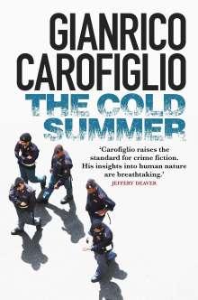 Gianrico Carofiglio: The Cold Summer, Buch