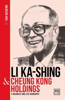 Yan Qicheng: Li Ka-Shing and Cheung Kong Holdings, Buch