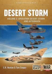 Ted Hooton: Desert Storm Volume 2, Buch