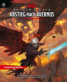 Lee (lead), Adam: D&D: Baldur's Gate: Abstieg nach Avernus, Buch