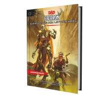 Jeremy Crawford: D&D: Eberron: Aufstieg aus dem letzten Krieg, Buch