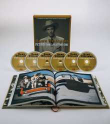 Hank Williams: Pictures From Life's Other Side: The Man And His Music In Rare Recordings And Photos (Box Set), 6 CDs und 1 Buch