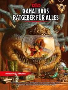 Jeremy Crawford: Xanathars Ratgeber für Alles, Buch