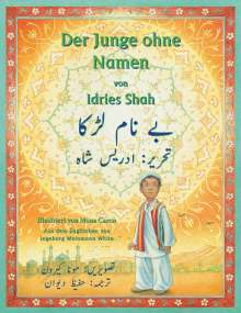 Idries Shah: Der Junge ohne Namen, Buch