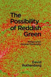 David Rothenberg: The Possibility of Reddish Green: Wittgenstein Outside Philosophy, Buch