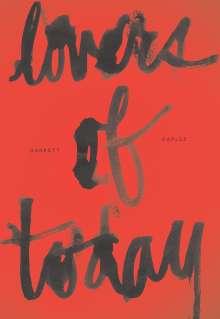Garrett Caples: Lovers of Today, Buch
