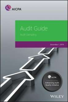 Aicpa: Audit Guide: Sampling 2019, Buch