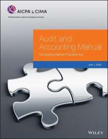 Aicpa: Audit and Accounting Manual: Nonauthoritative Practice Aid 2020, Buch