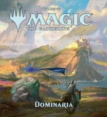 James Wyatt: The Art of Magic: The Gathering - Dominaria, Buch