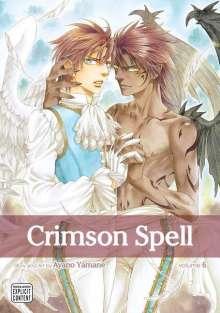 Ayano Yamane: Crimson Spell, Vol. 6, Buch