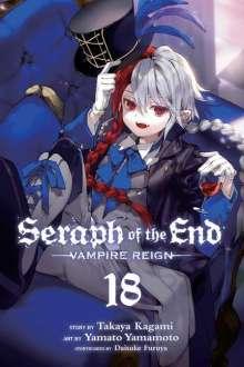 Takaya Kagami: Seraph of the End, Vol. 18, Buch