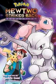 Machito Gomi: Pokemon: Mewtwo Strikes Back-Evolution, Buch