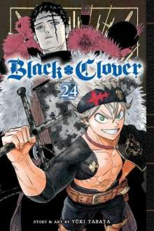 Yuki Tabata: Black Clover, Vol. 24, Buch