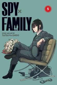 Tatsuya Endo: Spy X Family, Vol. 5, 5, Buch