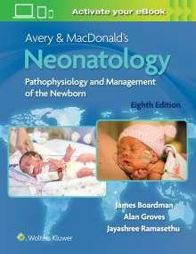James Boardman: Avery & MacDonald's Neonatology, Buch