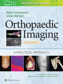 Adam Greenspan: Orthopaedic Imaging: A Practical Approach, Buch
