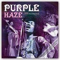 Jimi Hendrix 2020 - 18-Monatskalender, Diverse