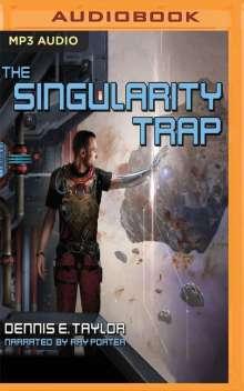 Dennis E. Taylor: The Singularity Trap, MP3-CD