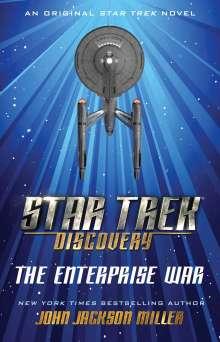 John Jackson Miller: Star Trek: Discovery: The Enterprise War, Buch