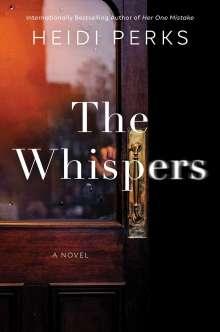 Heidi Perks: The Whispers, Buch