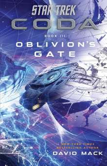 David Mack: Star Trek: Coda: Book 3: Oblivion's Gate, Buch