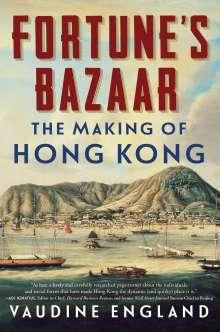 Vaudine England: Fortune's Bazaar, Buch