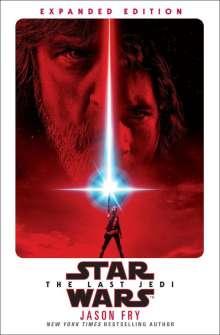 Jason Fry: Star Wars: Last Jedi. Expanded Edition, Buch
