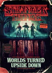 Gina Mcintyre: Stranger Things: Worlds Turned Upside Down, Buch