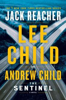 Lee Child: The Sentinel, Buch