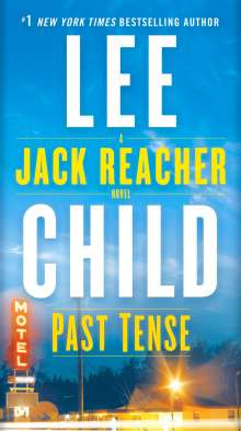 Lee Child: Past Tense, Buch