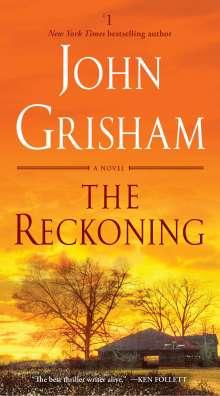 John Grisham: The Reckoning, Buch