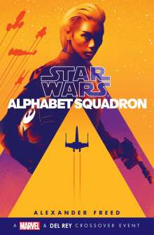 Alexander Freed: Alphabet Squadron (Star Wars), Buch