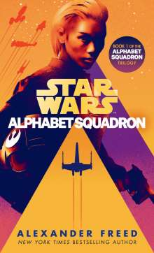 Alexander Freed: Alphabet Squadron (Star Wars), Buch