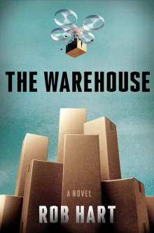 Rob Hart: The Warehouse, Buch