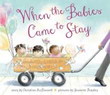 Christine Mcdonnell: When the Babies Came to Stay, Buch