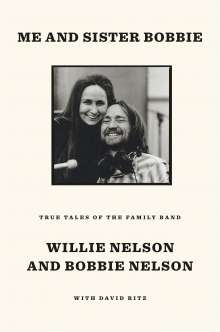 Willie Nelson: Me and Sister Bobbie, Buch