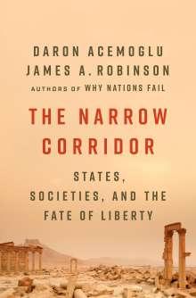 Daron Acemoglu: The Narrow Corridor, Buch