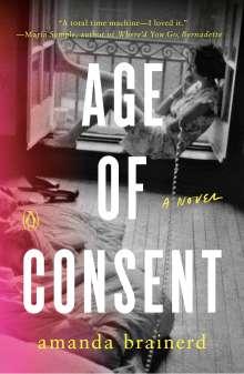 Amanda Brainerd: Age of Consent, Buch
