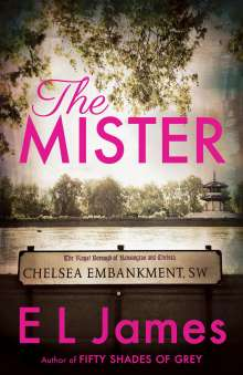 E L James: The Mister, Buch