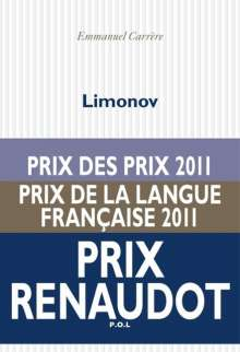 Emmanuel Carrère: Limonov, Buch