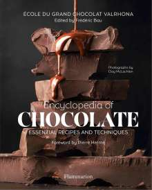 Frederic Bau: Encyclopedia of Chocolate, Buch