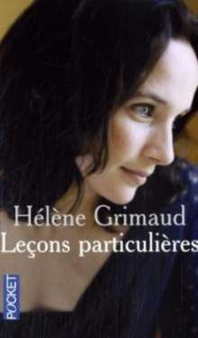 Helene Grimaud: Lecons Particulieres, Buch