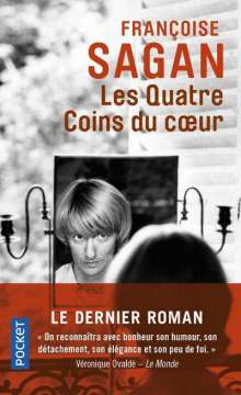 Françoise Sagan: Les quatre coins du coeur, Buch