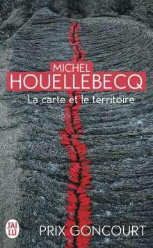 Michel Houellebecq: La carte et le territoire, Buch