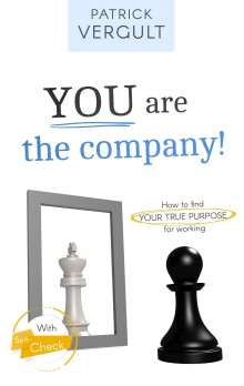 Patrick Vergult: YOU are the company!, Buch