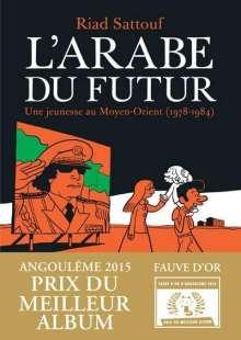 L'Arabe du futur 1, Buch