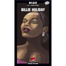 Billie Holiday (1915-1959): 2 CD Longbox + Comic, 2 CDs
