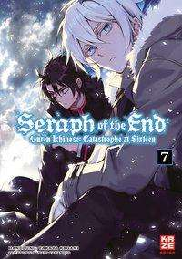 Takaya Kagami: Seraph of the End - Guren Ichinose: Catastrophe at Sixteen - Band 7, Buch